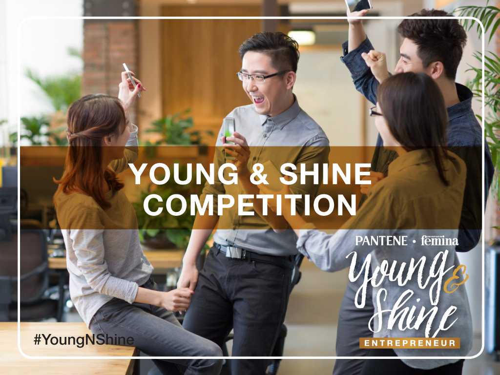 Young & Shine Entrepreneur  Competition